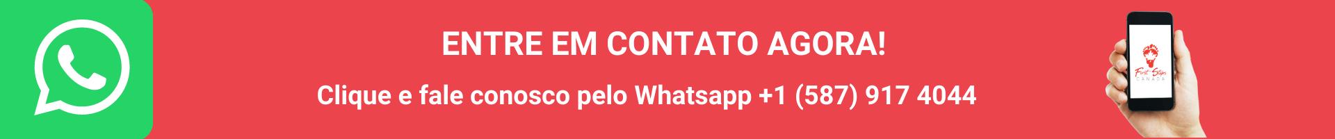 Entre em contato agora pelo Whatsapp